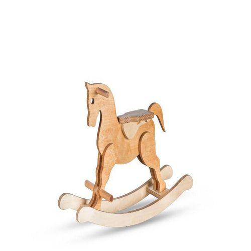 اسباب بازی راکر اسب  مدل bwb-2007