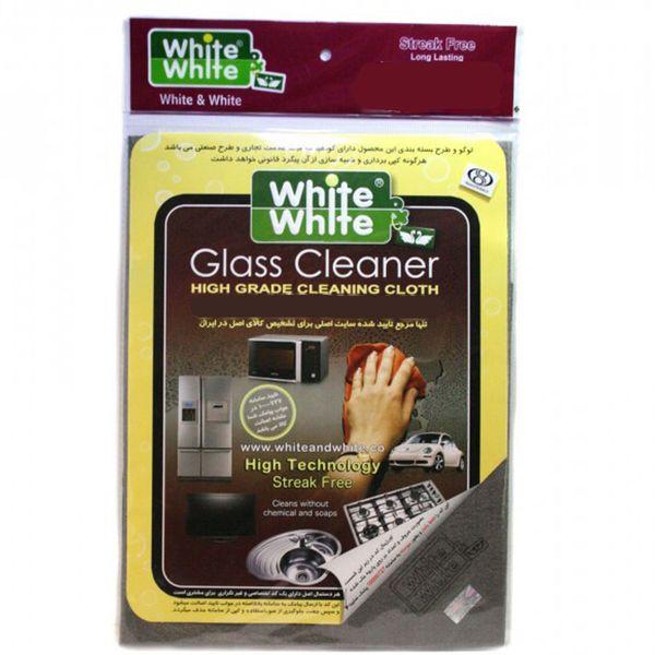 دستمال وایت اند وایت مدل 232 | White And White 232 Cloth