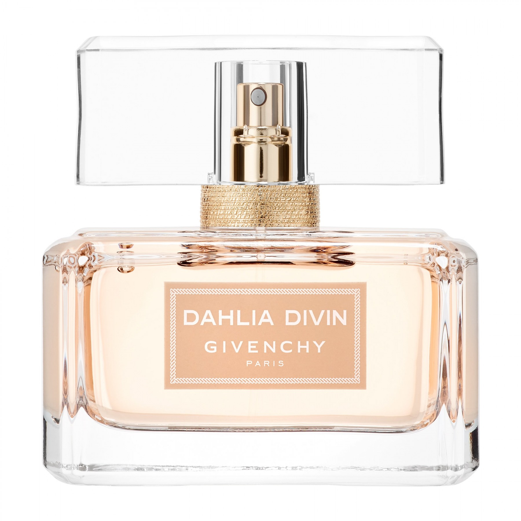 ادو پرفیوم زنانه ژیوانشی مدل Dahlia Divin Nude حجم 75 میلی لیتر