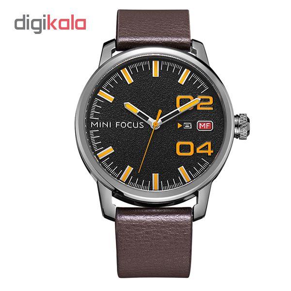 خرید ساعت عقربه ای مینی فوکوس مدل mf0022g.02