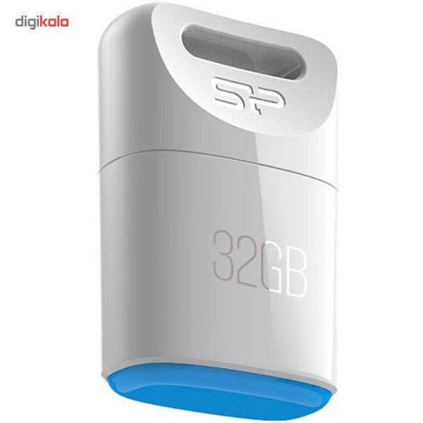 فلش مموری سیلیکون پاور مدل Touch T06 ظرفیت 32 گیگابایت main 1 3