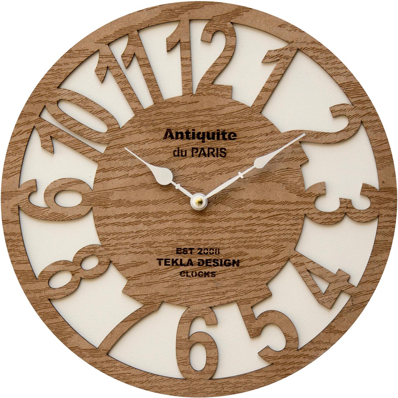 ساعت دیواری تکلا دیزاین مدل TT65