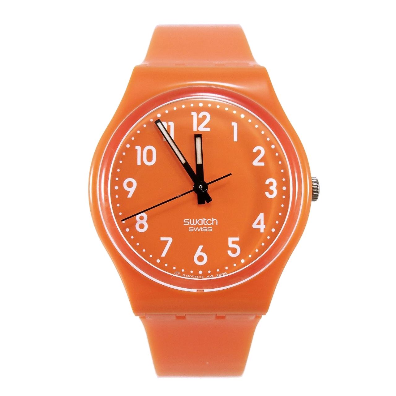 ساعت مچی عقربه ای سواچ مدل GO105