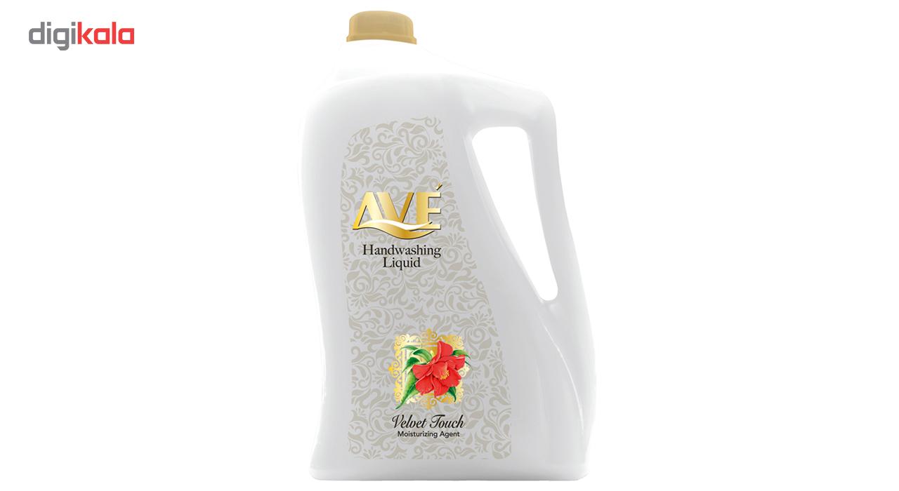 مایع دستشویی اوه مدل Velvet Touch مقدار 3750 گرم