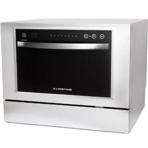 ماشین ظرفشویی رومیزی هاردستون مدل Silver DWM0601