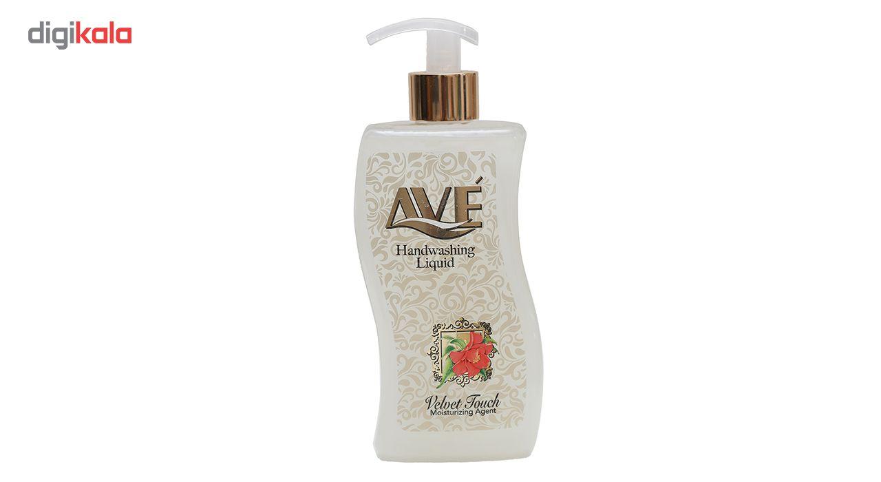 مایع دستشویی اوه مدل Velvet Touch مقدار 500 گرم main 1 1
