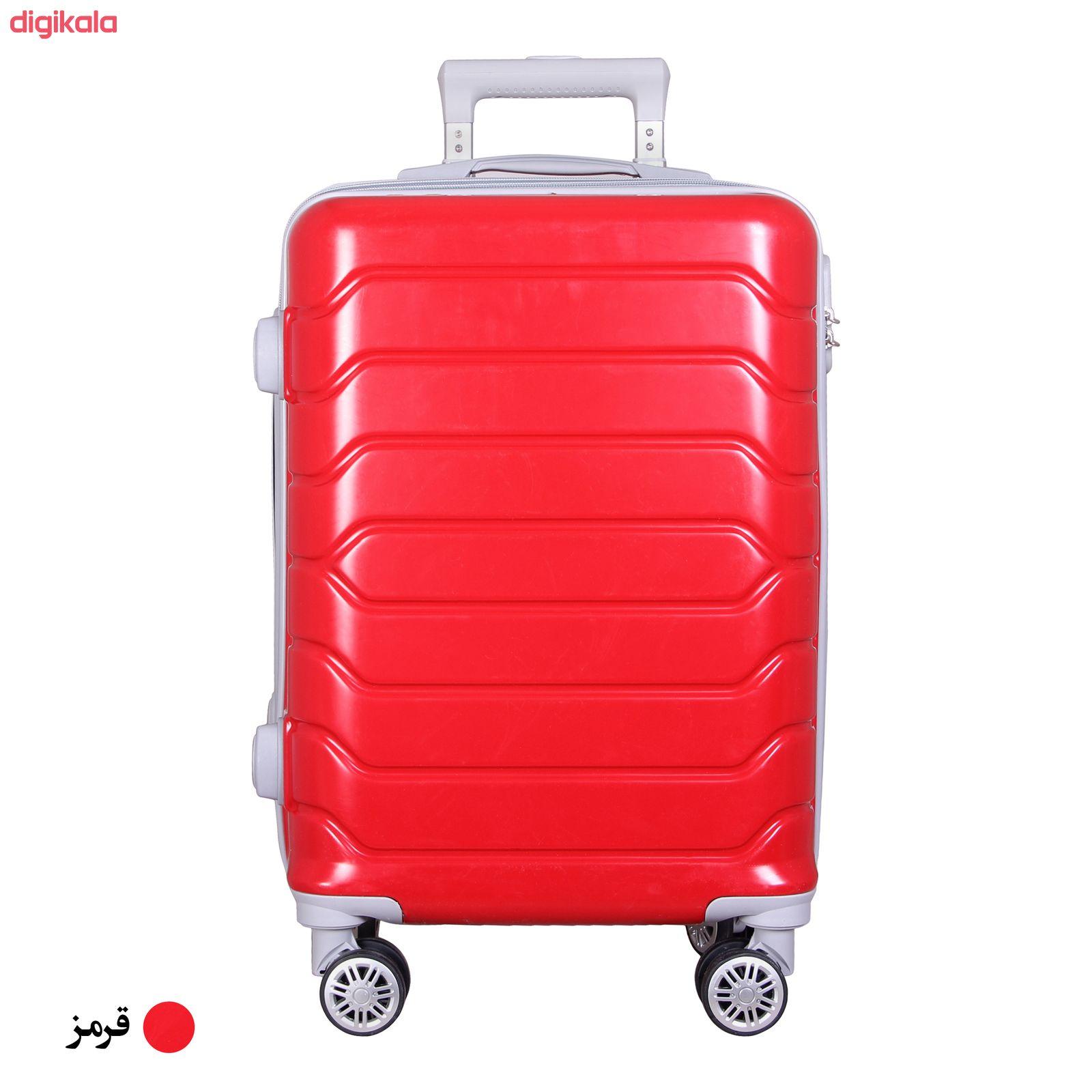 مجموعه سه عددی چمدان مدل 20020 main 1 19