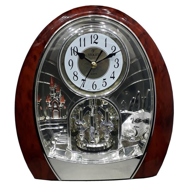 ساعت رومیزی ویولت مدل TF19705