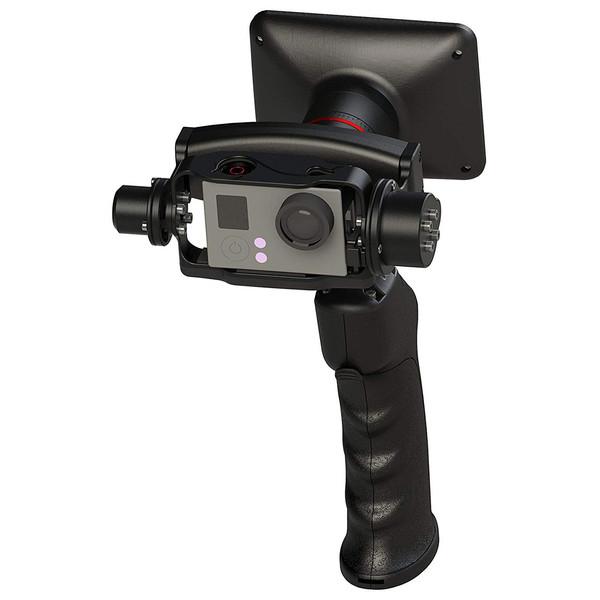 دسته لرزشگیر فیلم برداری رولی مدل eGimbal G5 مناسب برای دوربین ورزشی رولی