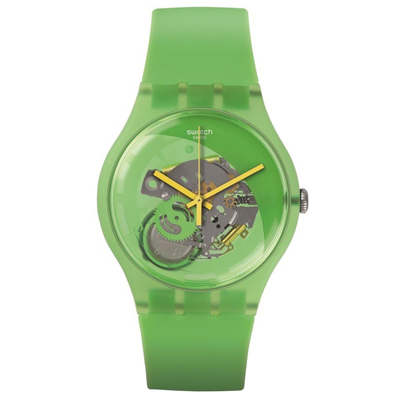 ساعت مچی عقربه ای سواچ مدل SUOG110