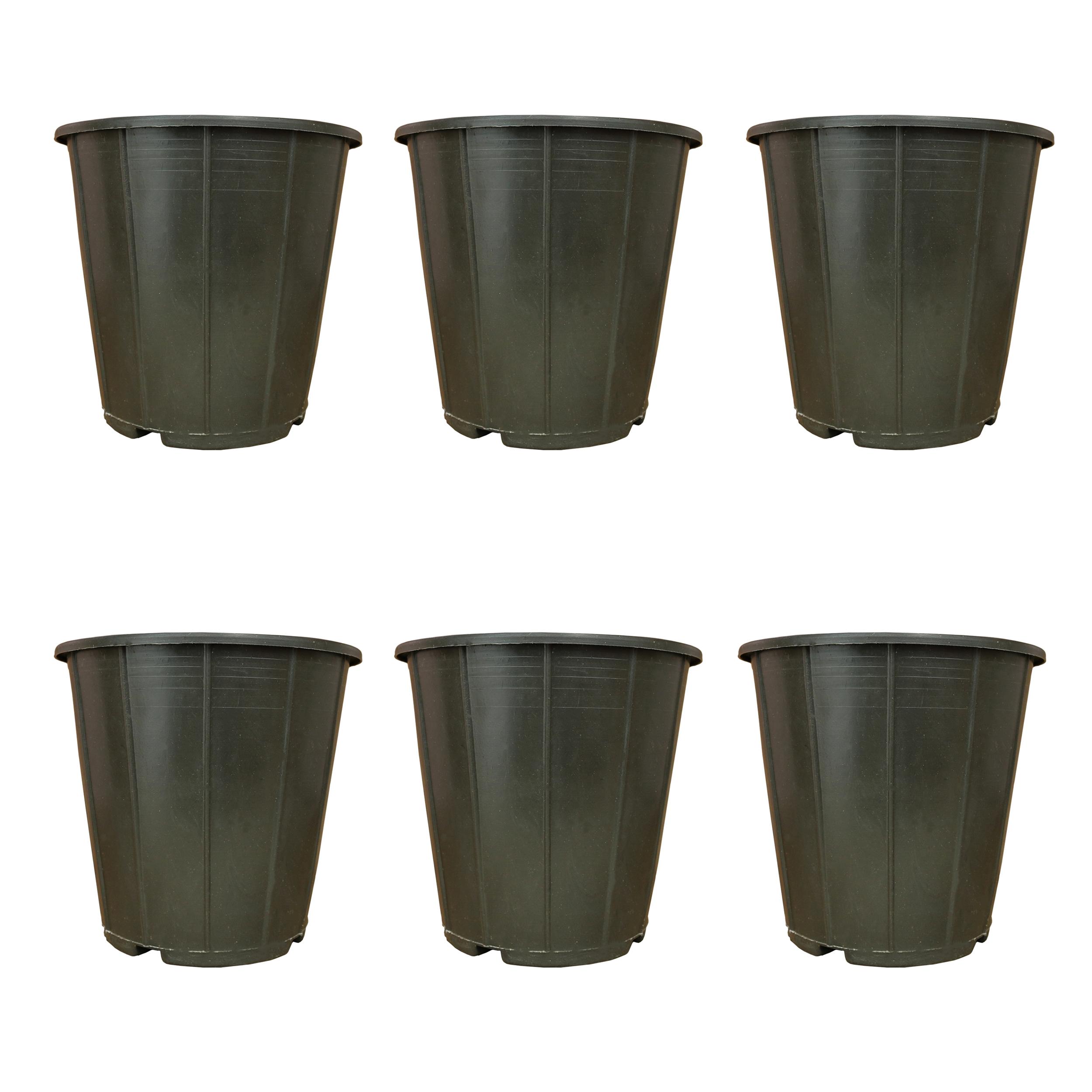 گلدان کشاورزی مدل GS-03 مجموعه 6 عددی