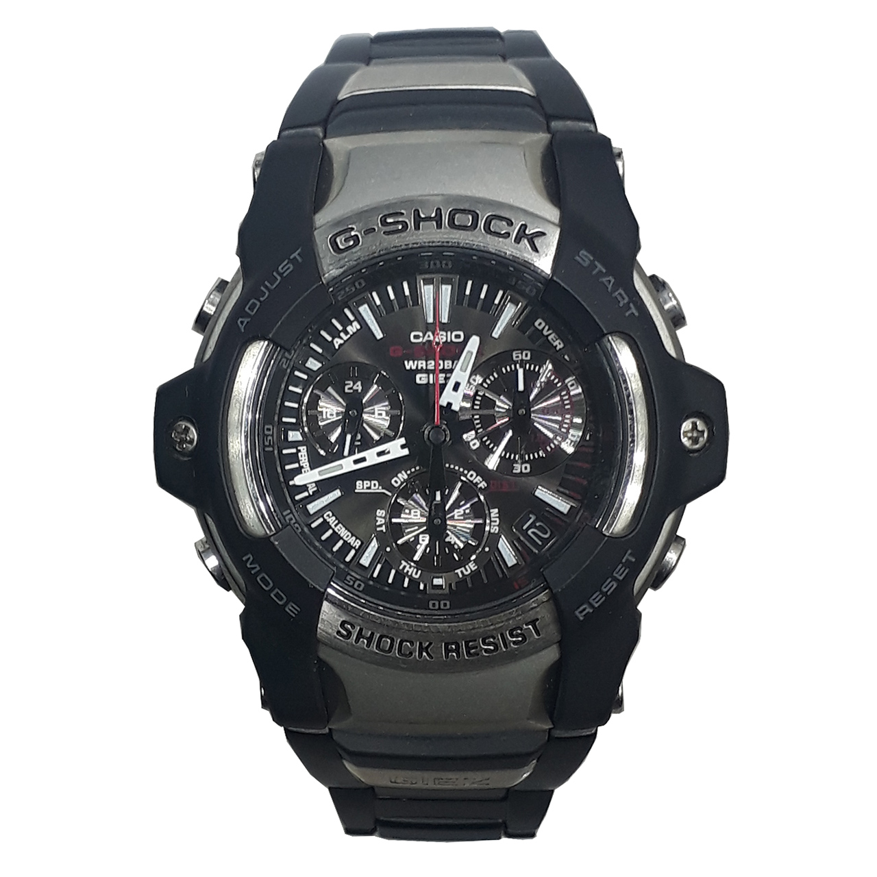 ساعت  کاسیو سری جی شاک مدل GS-1010D-1ADR