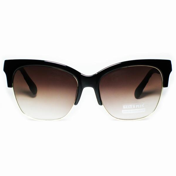 عینک آفتابی زنانه مستر پلاس مدل MP71 به همراه1عینک هدیه