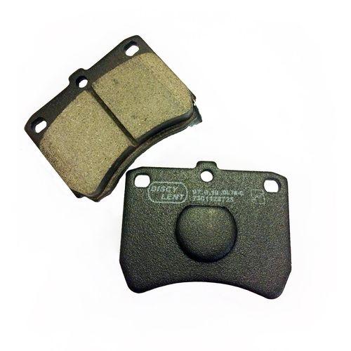 لنت ترمز جلو دیسکی لنت مدل 21355 مناسب برای پراید