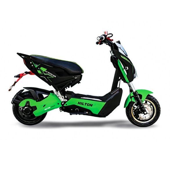 موتورسیکلت برقی هیلتون  مدل EL1200 سال 1397 | Hilton Cyclet EL1200 Motorbike