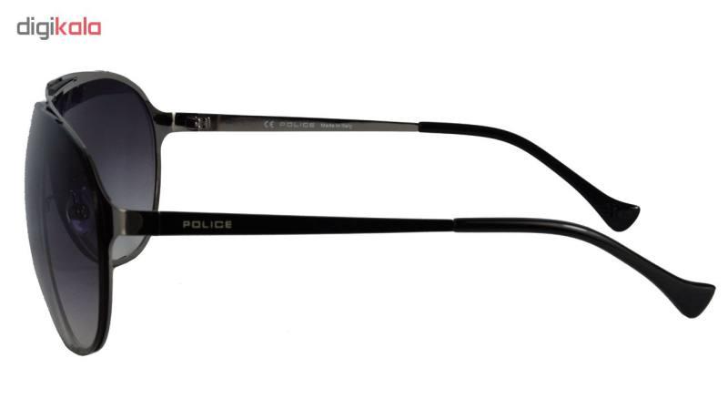 عینک آفتابی پلیس مدل SPL166-0580-Org99