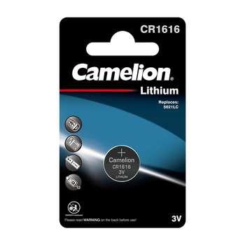 باتری سکه ای کملیون مدل CR 1616