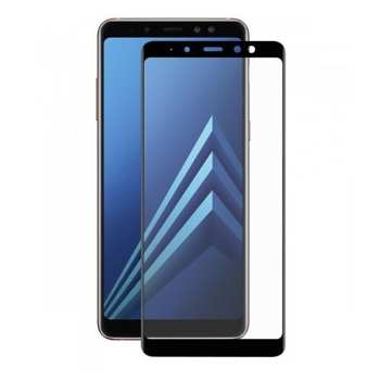 محافظ صفحه نمایش مدل 3D مناسب برای گوشی موبایل سامسونگ Galaxy A8 PLUS 2018
