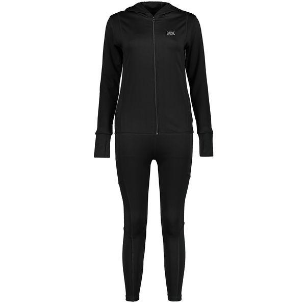ست گرمکن و شلوار ورزشی زنانه اچ کی مدل 2659