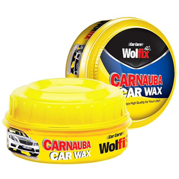 واکس بدنه خودرو ولفیکس مدل Carnauba Car Wax وزن 230 گرم