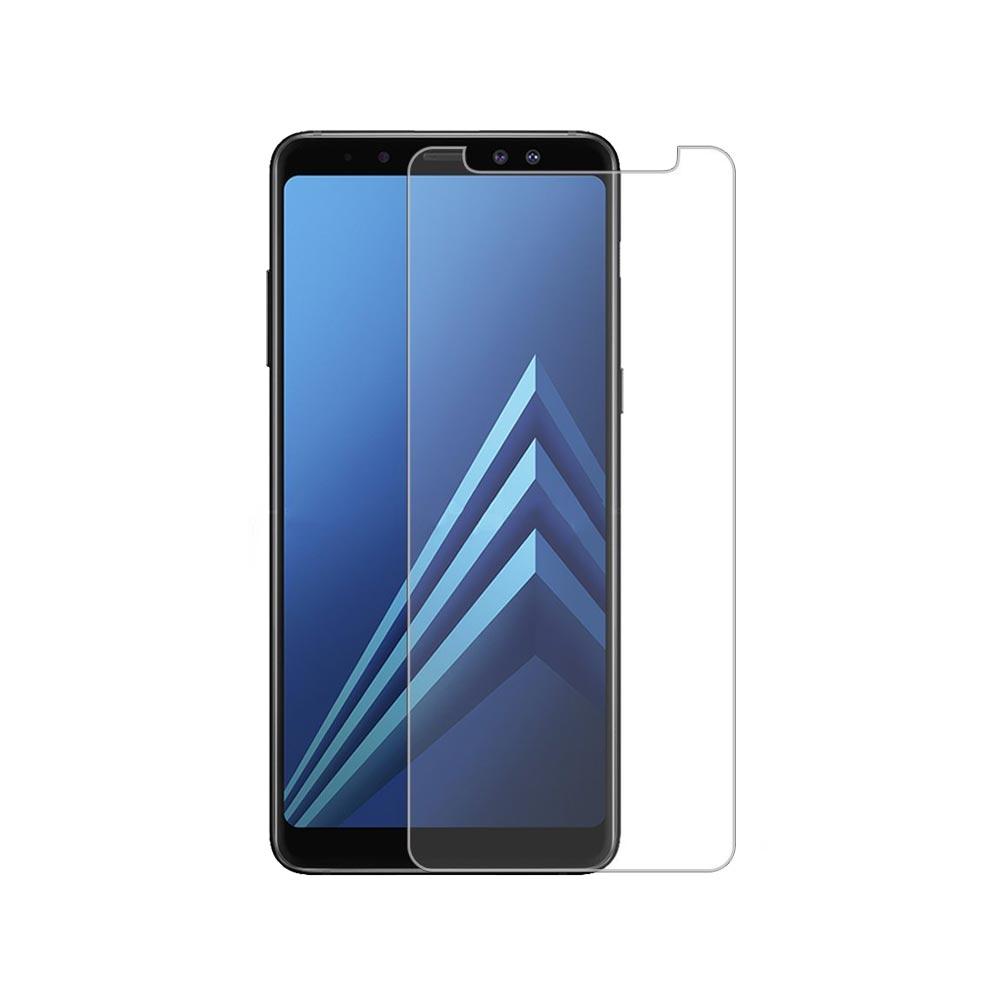 محافظ صفحه نمایش مدل 212tempered مناسب برای گوشی موبایل سامسونگ Galaxy A8 PLUS 2018