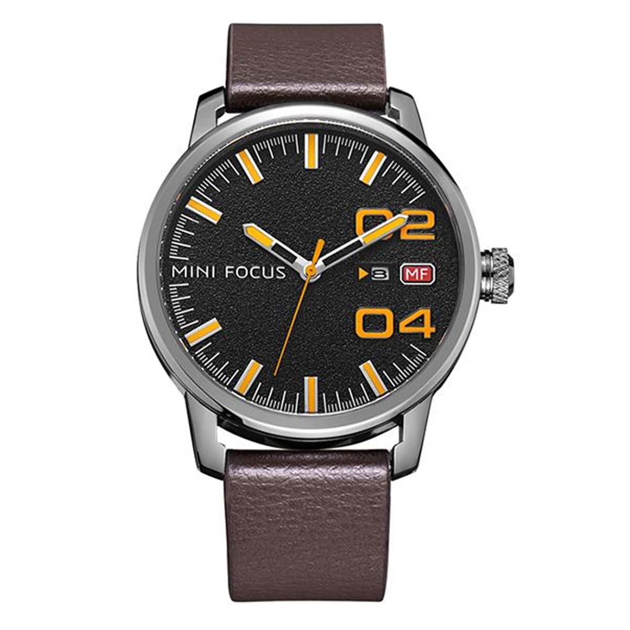 ساعت عقربه ای مینی فوکوس مدل mf0022g.02