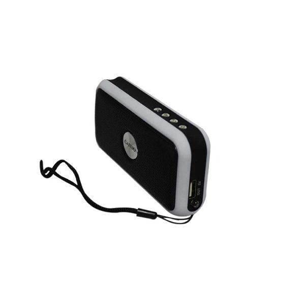 شارژر همراه + اسپیکر گاندو مدل GN-PB0539BT ظرفیت 2600 میلی آمپر ساعت