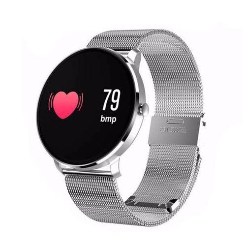 ساعت هوشمند لینوو مدل M9 سنسور اکسیژن خون همراه بند یدکی سیلیکونی