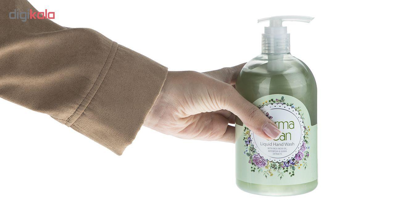 مایع دستشویی درما کلین مدل Guava حجم 500 میلی لیتر main 1 5