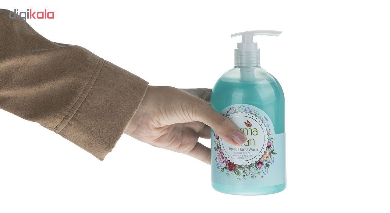 مایع دستشویی درما کلین مدل Magnolia حجم 500 میلی لیتر main 1 5