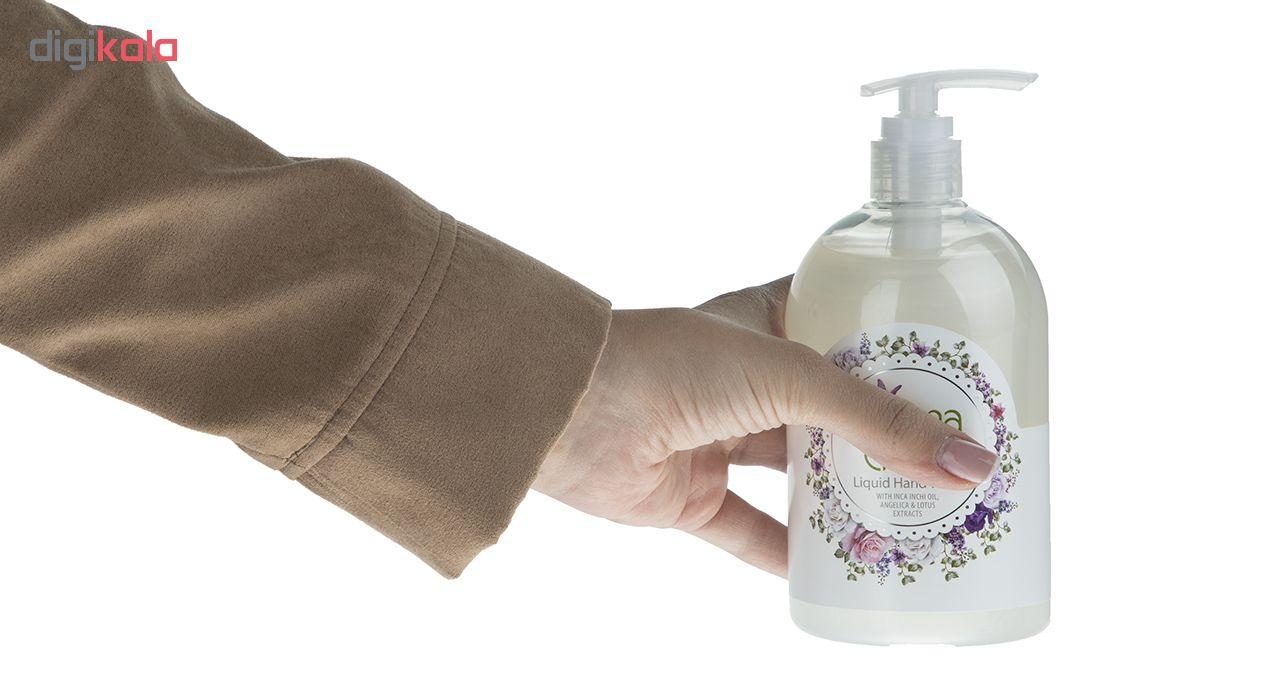 مایع دستشویی درما کلین مدل Lotus حجم 500 میلی لیتر main 1 5
