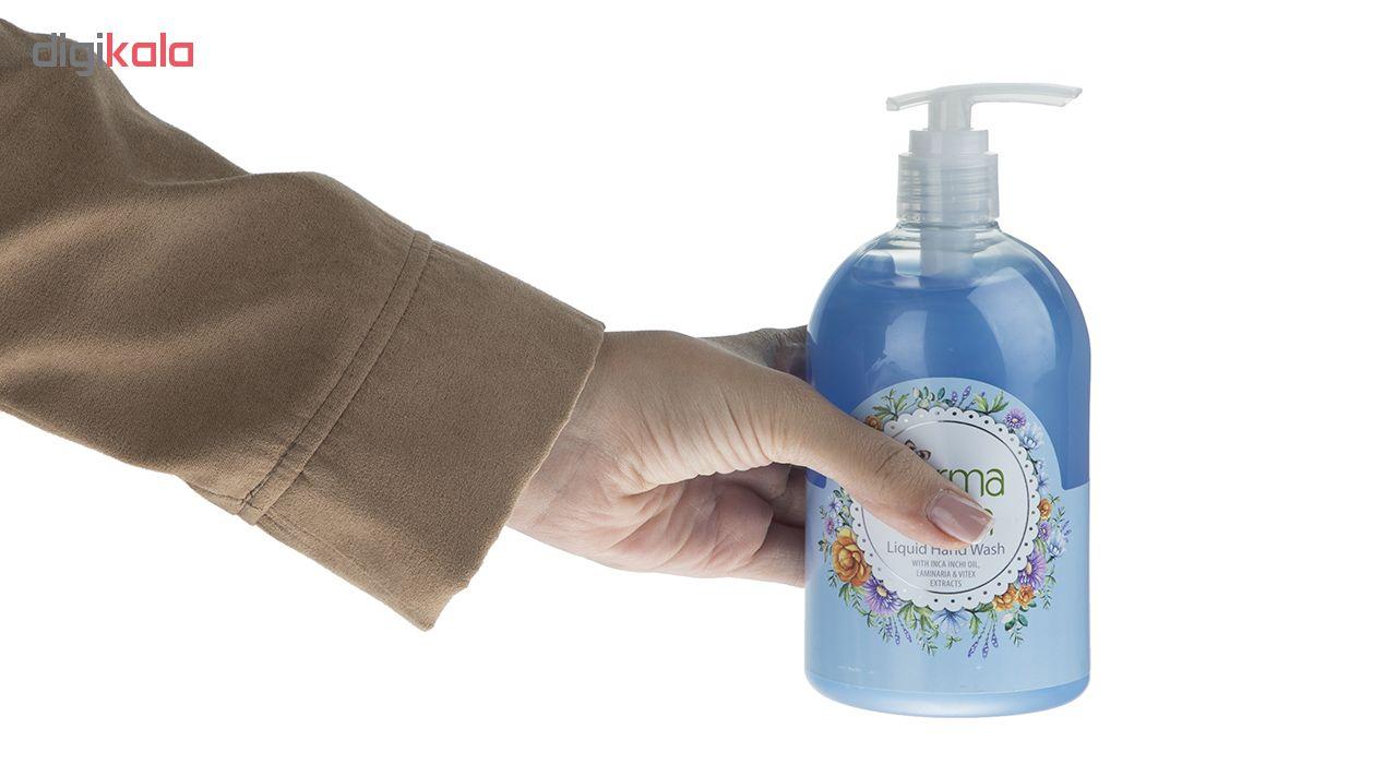 مایع دستشویی درما کلین مدل Laminaria حجم 500 میلی لیتر main 1 5