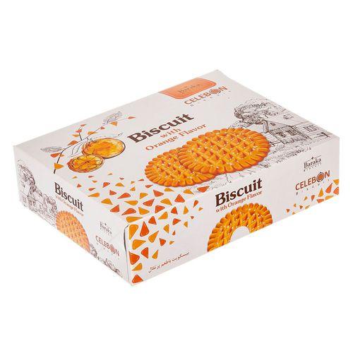 بیسکویت باراکا با طعم پرتقال مقدار 320 گرم
