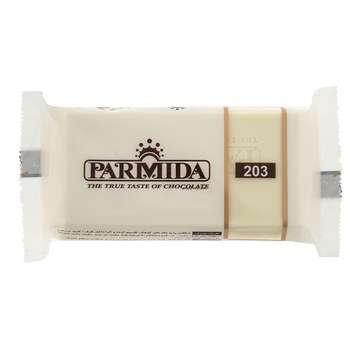 فرآورده کاکائویی سفید پارمیدا مقدار 335 گرم