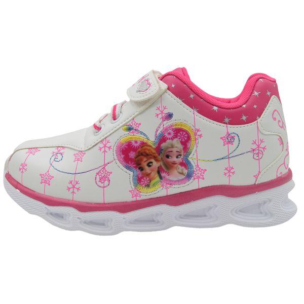 کفش دخترانه مدل فروزن 1183