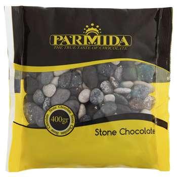 دراژه کاکائویی سنگی پارمیدا مقدار 400 گرم