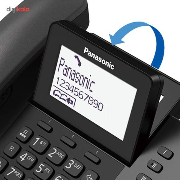 تلفن بیسیم پاناسونیک مدل KX-TGF310 main 1 4