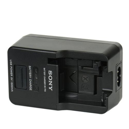 شارژر باتری دوربین سونی مدل BCTRX