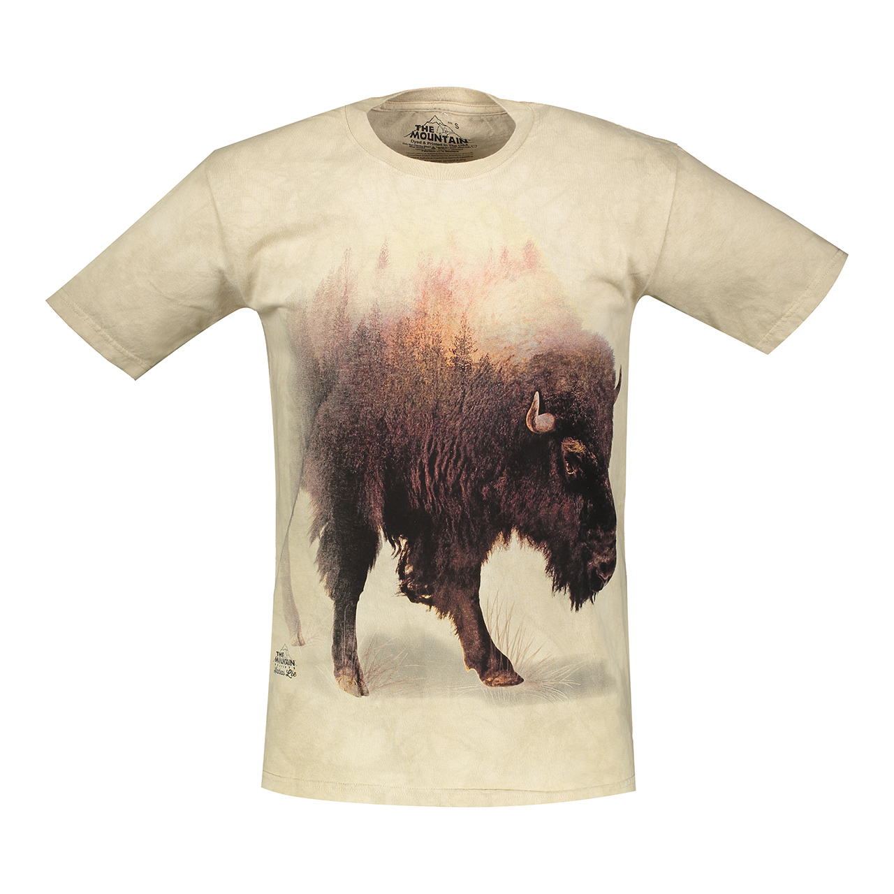 تی شرت مردانه د ماونتین مدل 63