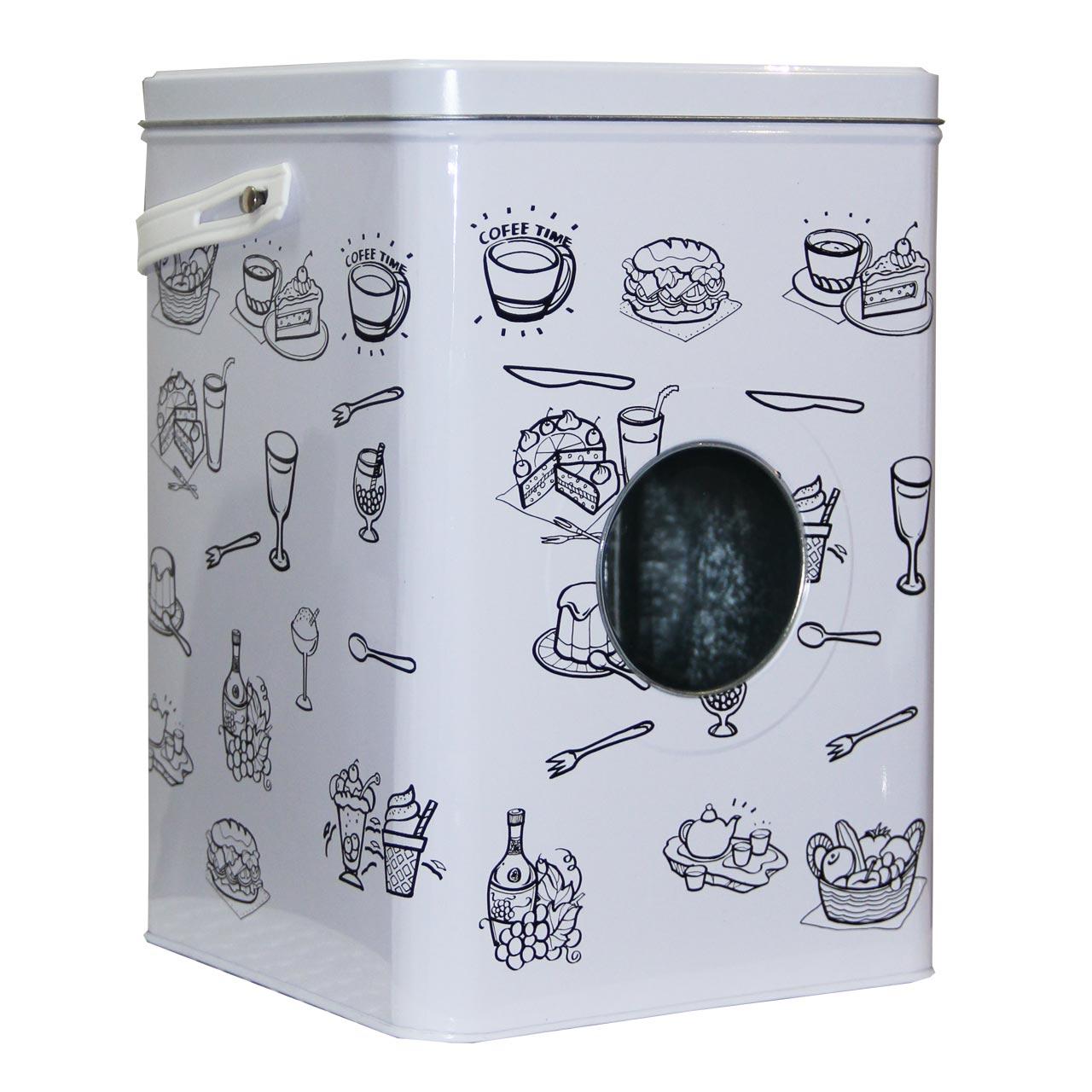 ظرف پودر رختشویی مدل ماشین لباسشویی ۱