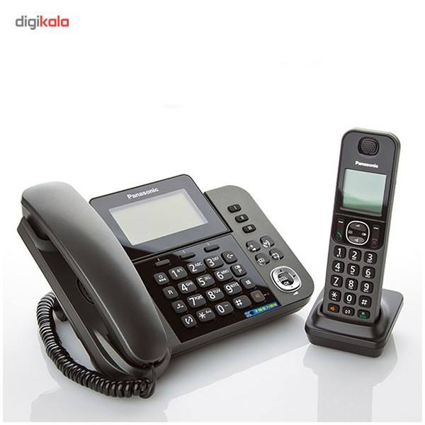 تلفن بیسیم پاناسونیک مدل KX-TGF310 main 1 5