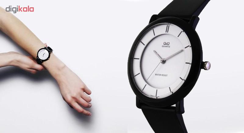 ساعت مچی عقربه ای کیو اند کیو مدل vq94j001y