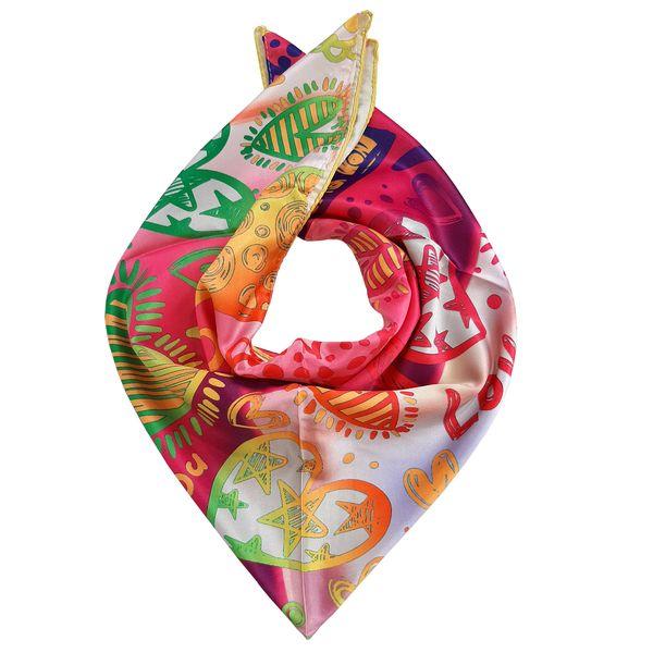 روسری دخترانه مدل w13