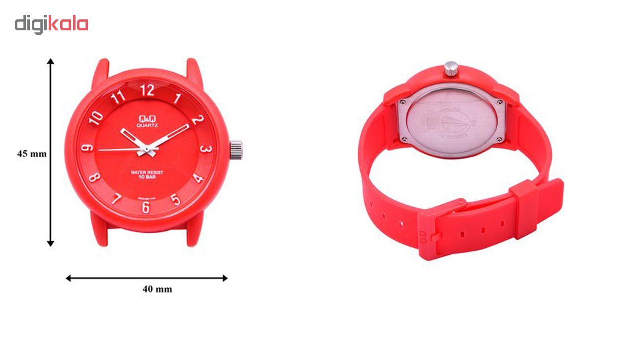 ساعت مچی عقربه ای کیو اند کیو مدل vr52j009y