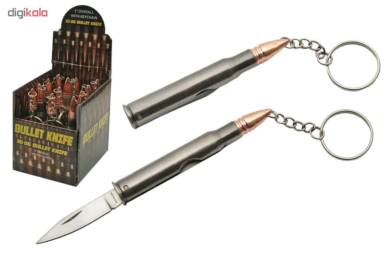 جاسوییچی طرح چاقو مدل kni
