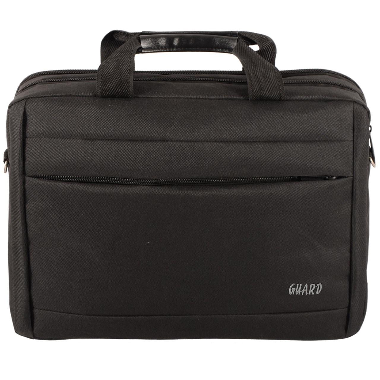 کیف لپ تاپ گارد مدل 130 مناسب برای لپ تاپ 15 اینچی