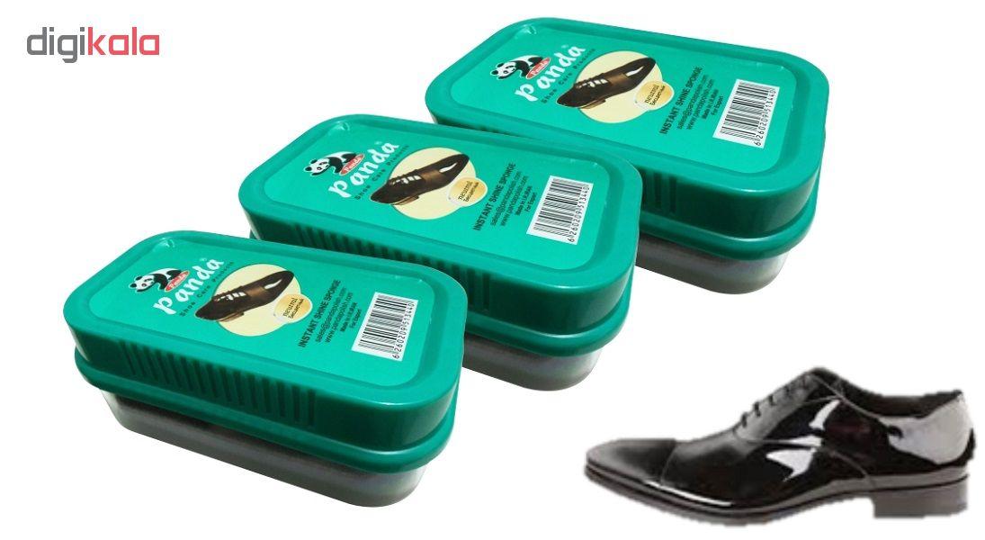 واکس کفش پاندا کد 140 بسته 3 عددی main 1 3
