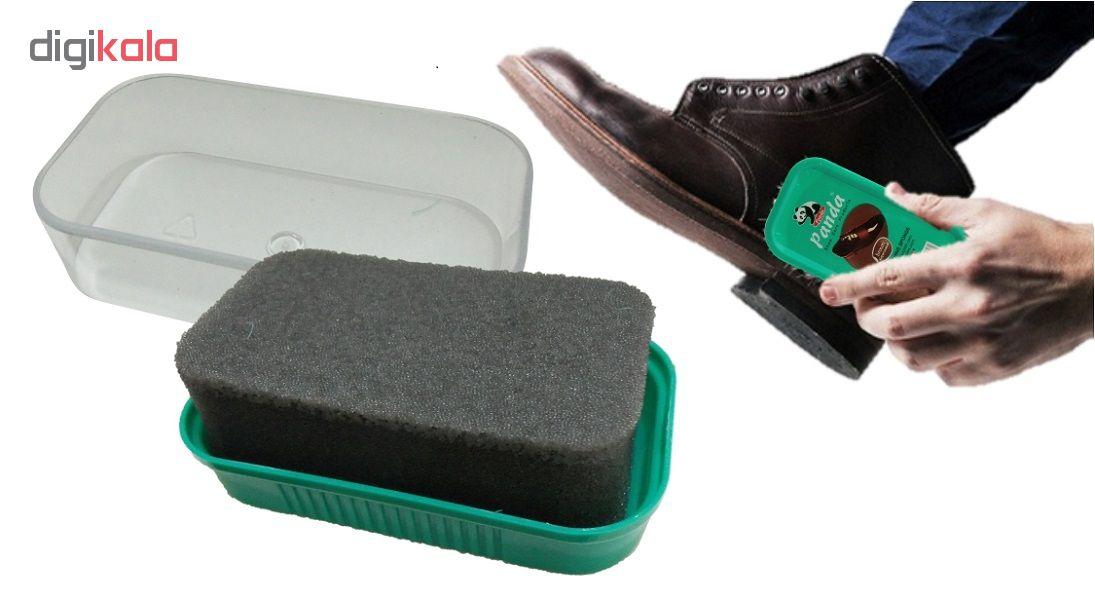 واکس کفش پاندا مدل 142 بسته 3 عددی