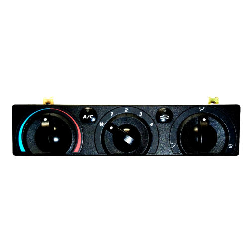 مجموعه کلید کنترل بخاری و کولر پژو 405  دو سوکت همراه ابزار فیلر پژو 405 مدل 31101