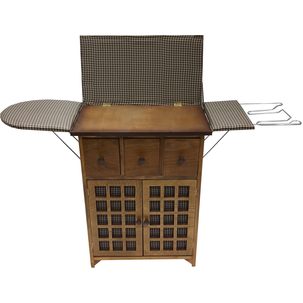 میز اتو و چرخ خیاطی طرح لپ تاپ مدل 95300w